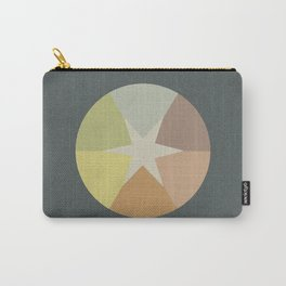 Off-Aligned Babbitt Star Carry-All Pouch