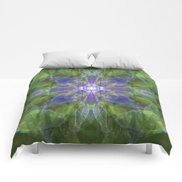 Iris from the Lover Comforters