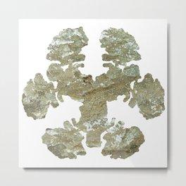 Rock Ink 03 Metal Print