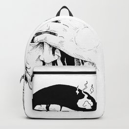 Consuming Night and Day Backpack