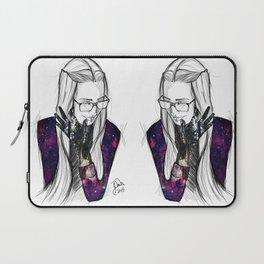 Girl Universe Laptop Sleeve