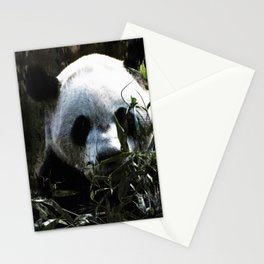 Chinese Giant Panda Bear Stationery Cards
