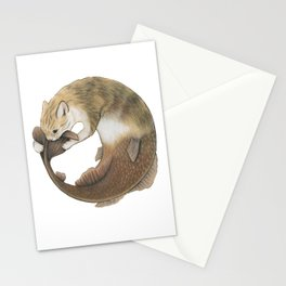 Meowmaid (Ouroboros) Stationery Cards