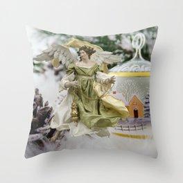 Angel 4. Throw Pillow