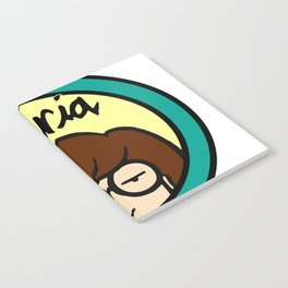 Daria Notebook