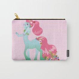 Mint Centaur Girl Carry-All Pouch