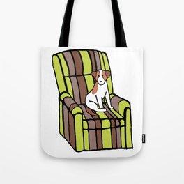 Eddie & The Ugly Chair Tote Bag
