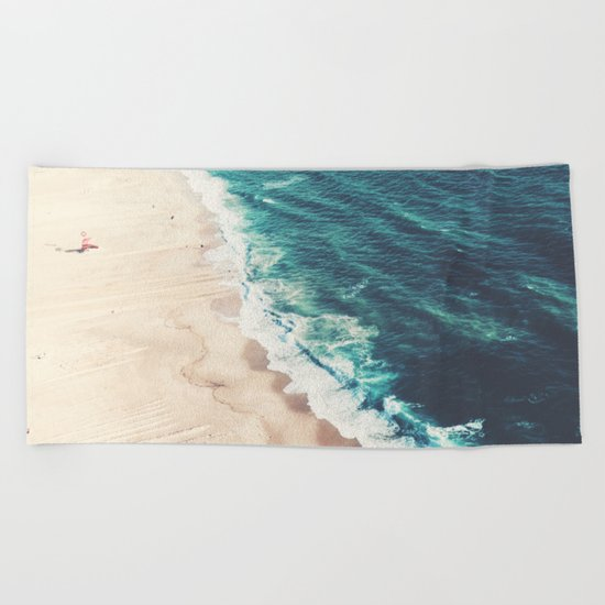 Beach Nazare Beach Towel