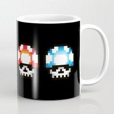 Skull Mushroom Mug