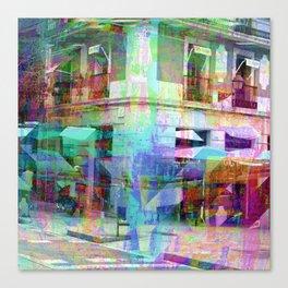 For when the segmentation resounds, abundantly. 06 Canvas Print