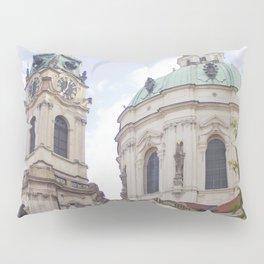 Church in Prague Pillow Sham