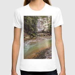 water and rock T-shirt