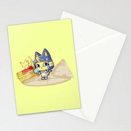 Ankha - Animal Crossing Stationery Cards