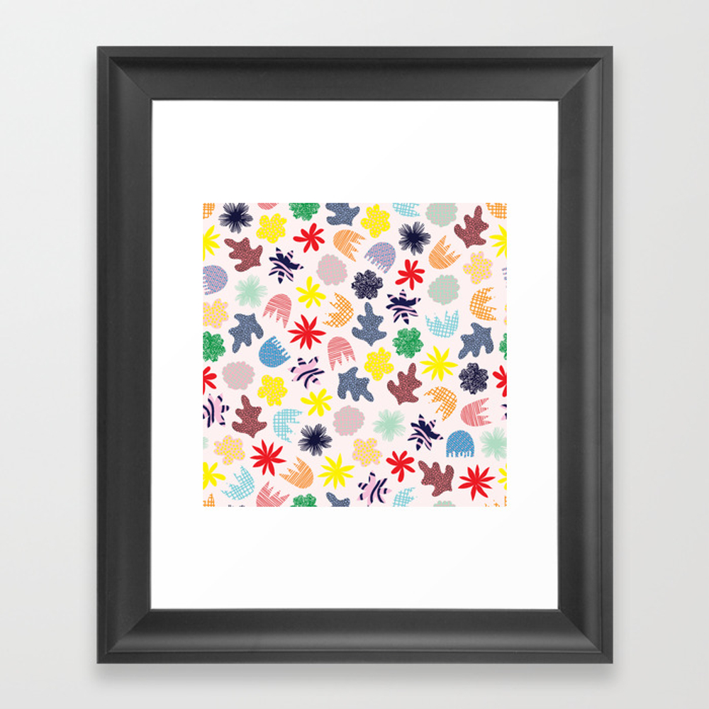 Framed Art Print by Shes_that_wallflower FRM8268435