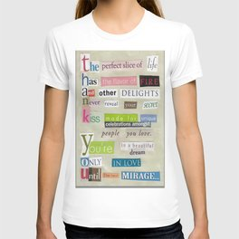 Perfect Slice of Life T-shirt