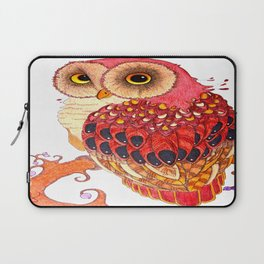 Day Owl Laptop Sleeve