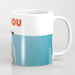 Zissou The Life Aquatic Coffee Mug