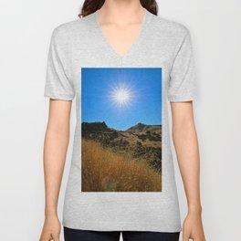 This Idaho Sun Unisex V-Neck