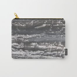 Dark marble Carry-All Pouch