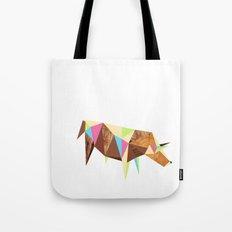Bull/Market Tote Bag