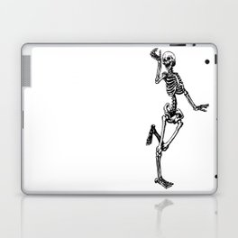 Dancing Skeleton Laptop & iPad Skin
