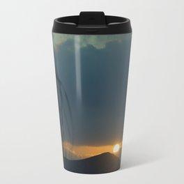 Sunset Naxos 1 Travel Mug