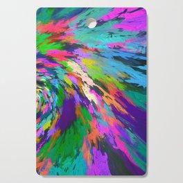 Colored Lava Cutting Board