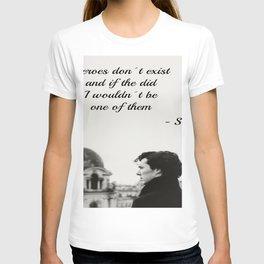 Sherlock Season 2 T-shirt