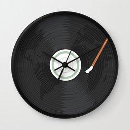 World Record Wall Clock