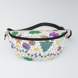 Holiday spirit Fanny Pack