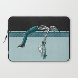 Skate 'til Late Laptop Sleeve