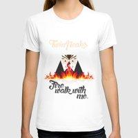 twin peaks T-shirts featuring Twin peaks by sgrunfo