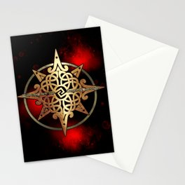 WITH EVERY NEW DAY COMES NEW STRENGTH Stationery Cards