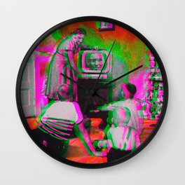 The Prospect In the Static Wall Clock