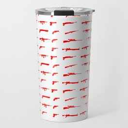 Guns Travel Mug