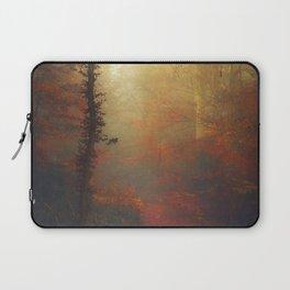Carmine Path Laptop Sleeve