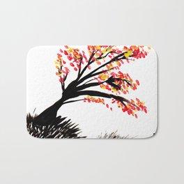 Tree 2 Bath Mat