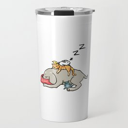Lazy Afternoon Travel Mug