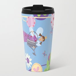 Fairy in the Garden Travel Mug