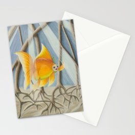 Deep Dive Stationery Cards