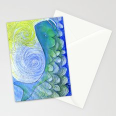 Healing Sounds Stationery Cards