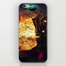 The Last Autumn iPhone Skin