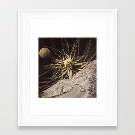 Interstate 420 Framed Art Print