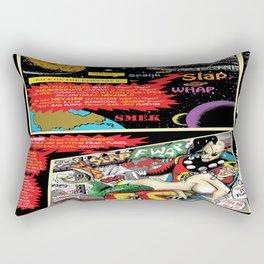 Page #5 of Tex Watt's (UNCENSORED) SUNDAY COMIX POP-ART Rectangular Pillow