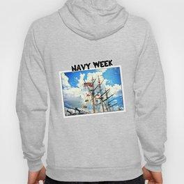 Navy Week Hoody