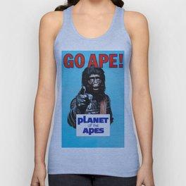 Go Ape Unisex Tank Top