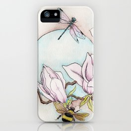 Keepers of the Magnolias iPhone Case