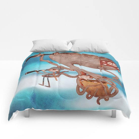 Pirates Comforters