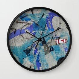 Urban Abstract 117 Wall Clock