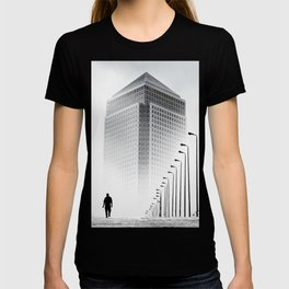 Alone in the city by GEN Z T-shirt